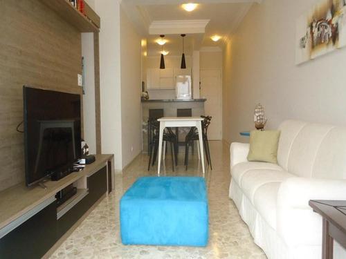 Imagem 1 de 15 de Apartamento À Venda, Barra Funda, Guarujá - . - Ap9465