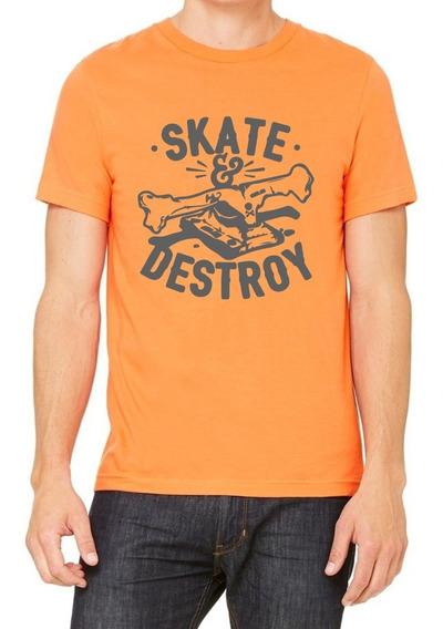 Remera Skate&destroy