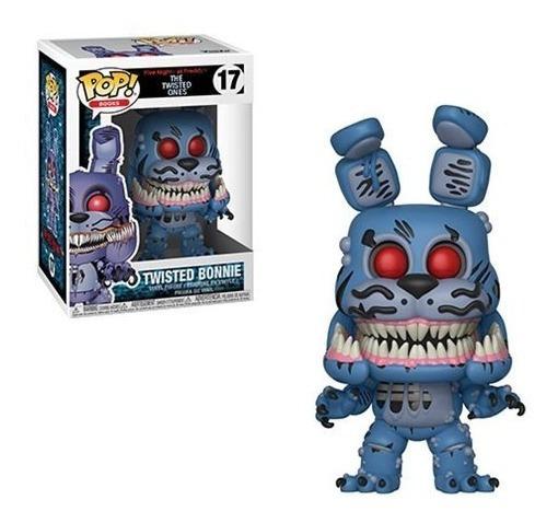 Five Nights At Freddy Boneco Pop Funko Twisted Bonnie #17