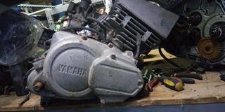 Motor Moto Yamaha Rx100 2t Partes Piezas