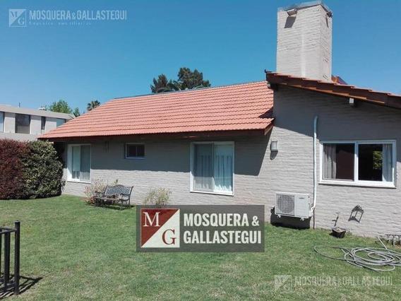 Mosquera Y Gallastegui - Muy Buena Casa En Campo Chico Country Club