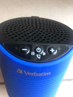 Parlante Verbatim Bluetooth Portátil