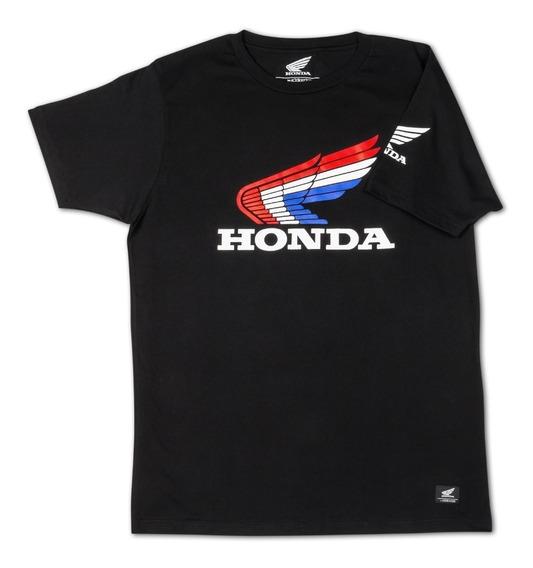 Remera Alpinestars Wing Hrc Honda Official Store Moto Delta