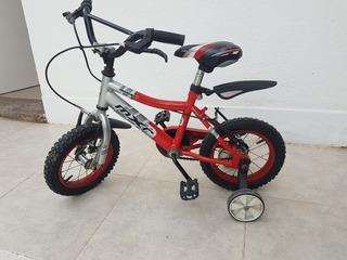 Bicicleta Raleigh Mxr Rodado 12