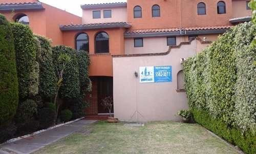 Casa En Renta Mirador 63 Csa B 21 Fuentes De Tepepan