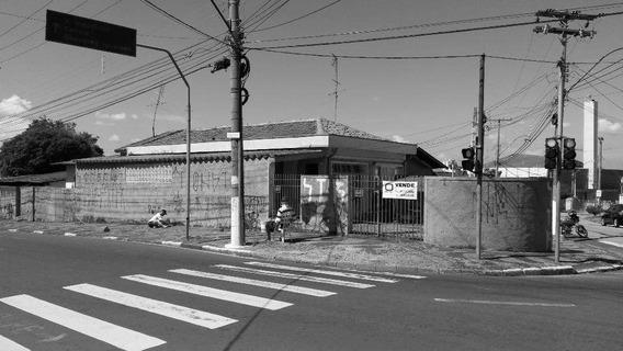 Casa Residencial À Venda, Vila Teixeira, Campinas. - Ca0197