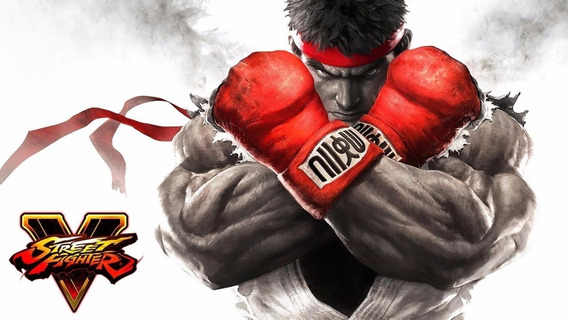 Street Fighter V Pc Steam Key (street Fighter 5)