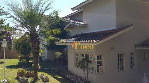 Chácara Com 3 Dormitórios À Venda, 1000 M² Por R$ 1.115.000,00 - Condomínio Parque Da Fazenda - Itatiba/sp - Ch0213