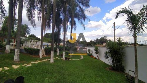 Chácara Com 5 Dormitórios À Venda, 1200 M² Por R$ 1.450.000,00 - Condomínio Chácara Grota Azul - Hortolândia/sp - Ch0701