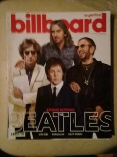 54 Revistas Billboard Completa Tu Colección Beatles Cerati