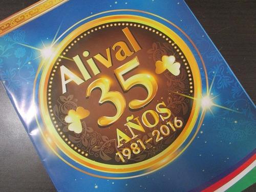 Alival 35 Años Marca San Fernando Valle Colombia 2016