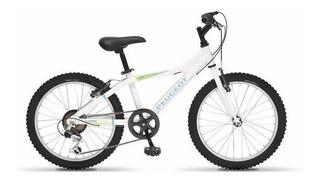 Bicicleta Rodado 20 Peugeot J01 Aluminio 6v Varon - Palermo