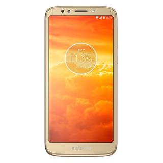 Smartphone Motorola Moto E5 Play, Ouro, Tela 5.4 , 16gb, 8mp