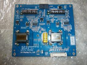 Placa Inverter Da Tv Lg 42ls3400 Usado