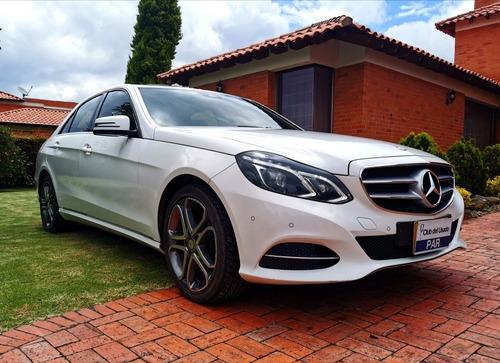 Mercedes-benz Clase E 2015 2.0 Cgi 184 Hp