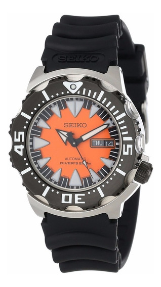 Relógio Seiko Monster Automatic Divers Srp315