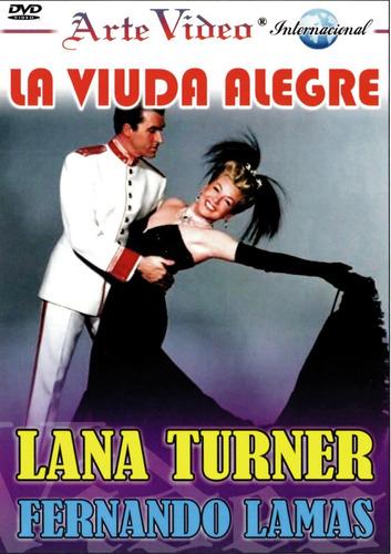 La Viuda Alegre - Lana Turner, Fernando Lamas