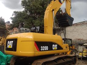 Excavadora Caterpillar 230d 2103