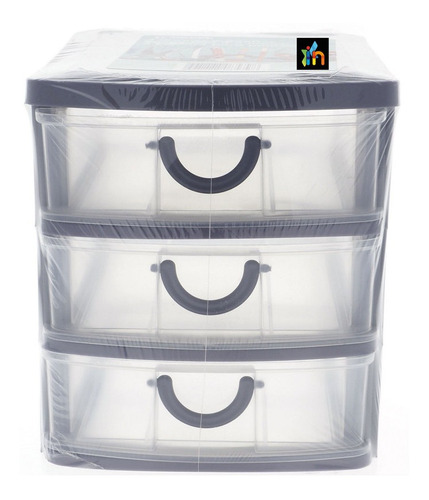 Imagen 1 de 4 de Organizador Plastico Cajonera Para Organizar Cajon Plastico