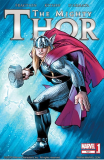 Mighty Thor #12.1 A 17 Arco Completo (2011/12) Marvel