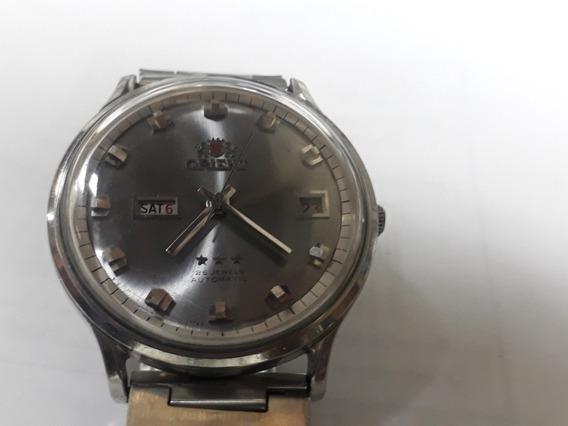 Relógio Orient Automático Japan