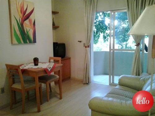 Imagem 1 de 11 de Flat/aparthotel - Ref: 218595