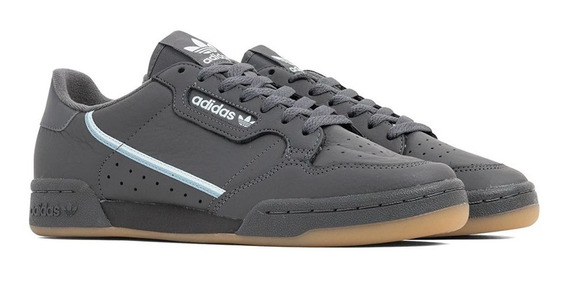 Tênis adidas Originals Continental 80s Grey Imediato
