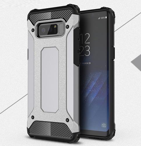 Estuche Case Hybrido Defender Galaxy Note 8 Resiste
