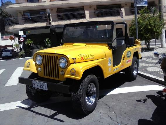 Jeep Bernardao 4x4