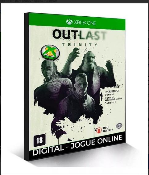 Outlast 2 X Box One Digital
