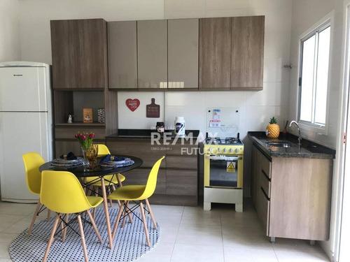 Casa Com 3 Dormitórios À Venda, 49 M² Por R$ 242.000,00 - Chácara Tropical (caucaia Do Alto) - Cotia/sp - Ca0040