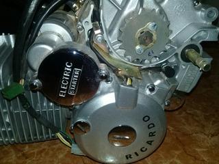 Motor 250cc Para Motos