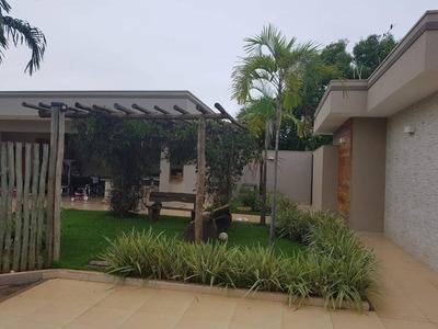 Chácara Com 6 Dormitórios À Venda, 2091 M² Por R$ 790.000 - Estância Recreio (zona Rural) - São José Do Rio Preto/sp - Ch0062