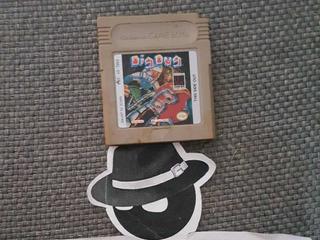 Dig Dug Game Boy