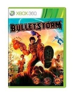 Bullet Storm Xbox 360 | Mídia Física Original
