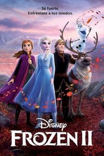 Pelicula Frozen 2 Hd Ver Y Descargar