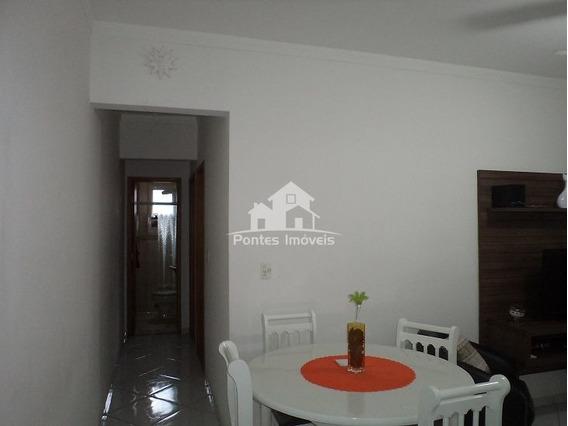 Apartamento Litoral 68m² 2 Quarto(s) C/suite Para Venda No Bairro Guilhermina Em Praia Grande - Sp - Apa271