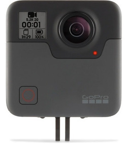 Gopro Fusion 360 Vr / Video 5.2k / Foto 18 Mp Pronta Entrega