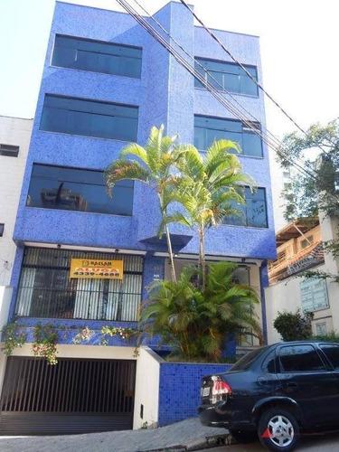 Sala Para Alugar, 120 M² Por R$ 3.922,00/mês - Centro - São Bernardo Do Campo/sp - Sa0557