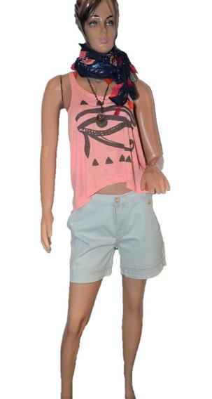 shorts de jean verano 2014