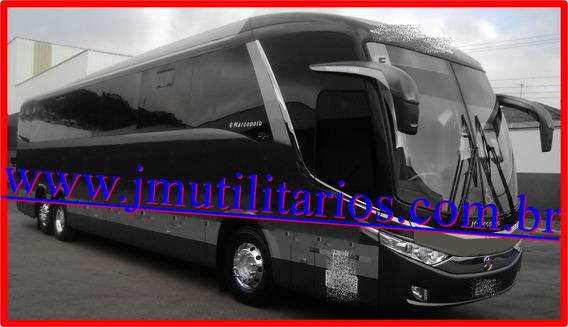 Paradiso 1200 G7 Ano 2013 Scania K380 Turismo Jm Cod.1411