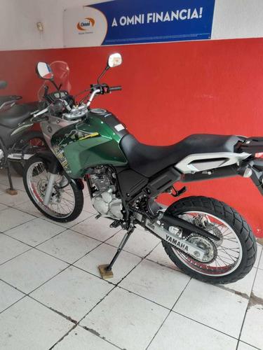 Yamaha Tenere 250  Verde 2018 Baixo Km