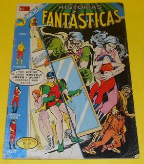 Ccc21 Novaro Historias Fantasticas Teen Titans Robin Speedy
