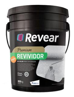 Revear Revividor De Colores Texturados Marble Revex 20kg Rex