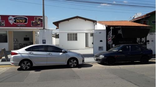 Casa 3 Quartos Taubaté - Sp - Jardim Continental - Cs-00450