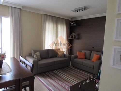 Imagem 1 de 24 de Apartamento Em Santana, 3 Dormitórios, 1 Suíte, 2 Vagas, 104 M² R$ 700.000,00 - 2279