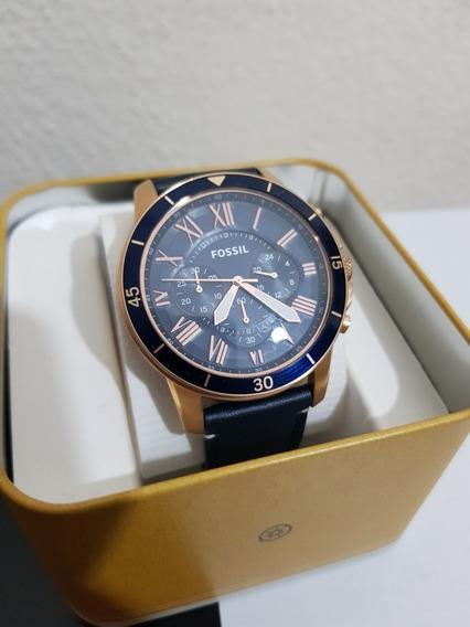 Reloj Caballero Fossil Fs5237