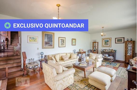 Casa Com 4 Dormitórios E 4 Garagens - Id: 892974461 - 274461