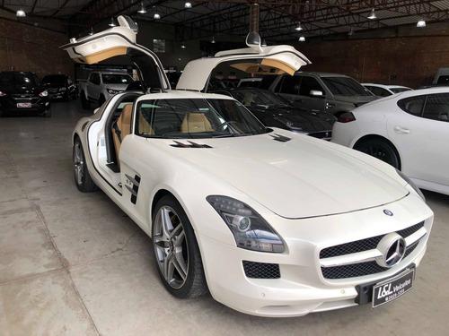 Mercedes-benz Sls Amg 6.2 V8 Gasolina Speedshift