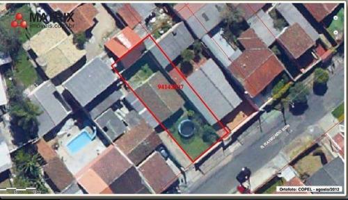Imagem 1 de 4 de Terreno À Venda, 364 M² Por R$ 400.000,00 - Boa Vista - Curitiba/pr - Te1056
